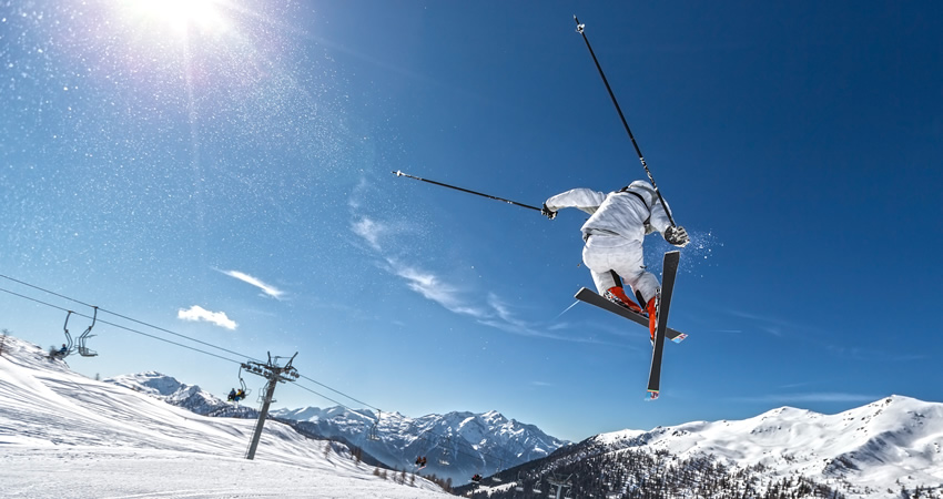 Ski Livigno....One of the most reliable resorts in the world for snow!