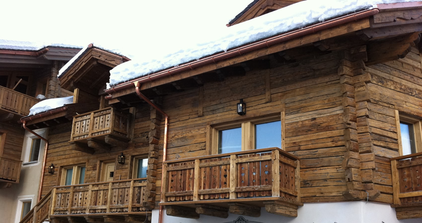 Book the Chalet Rin Star or Chalet Picchio. Our most popular Livigno Ski Chalets.